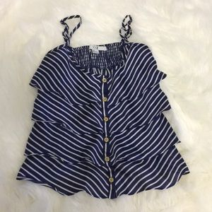 Striped top S